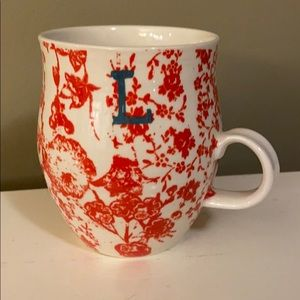 Anthropologie mug. New!